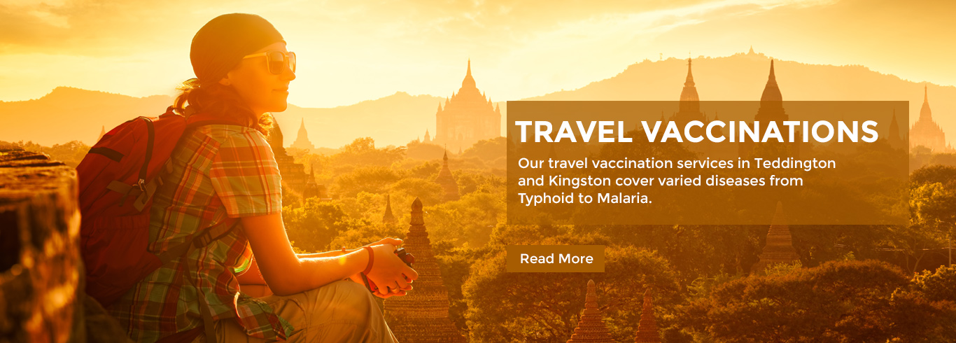 Travel Vaccination Clinic Teddington